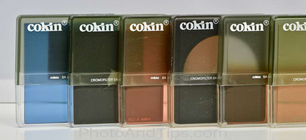 Cokin Filters Guide