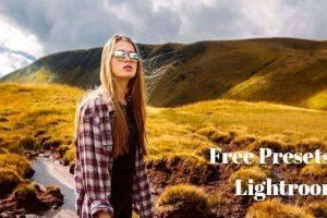 Free Presets for Lightroom