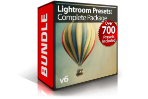 Lightroom Presets- Complete Package