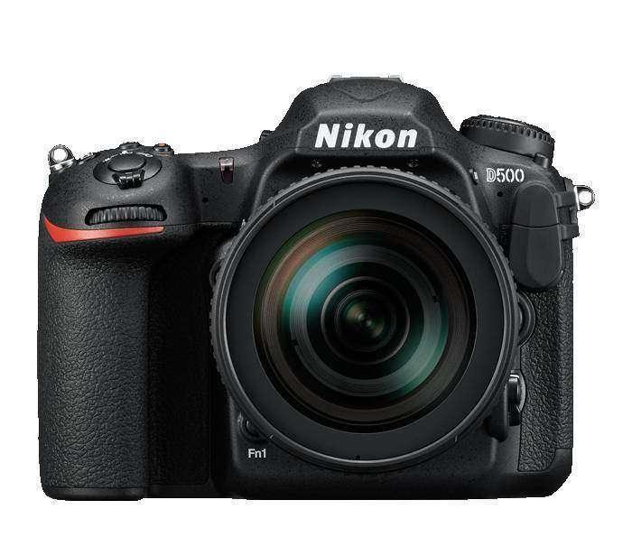 Nikon D500 Review Front