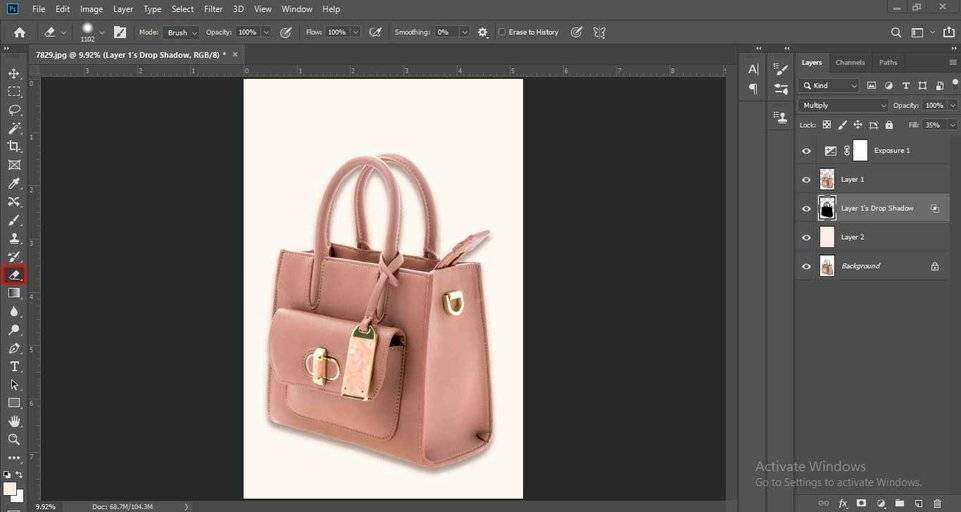 How to Edit Product Image