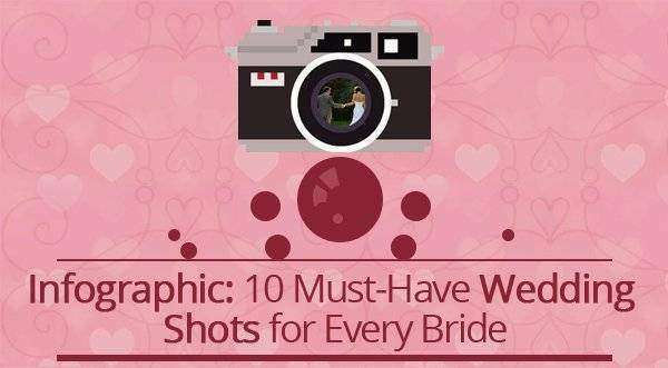 10 Must-Have Wedding Shots for Ever Bride